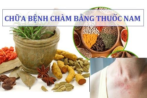 7 cach chua benh cham bang thuoc nam 1