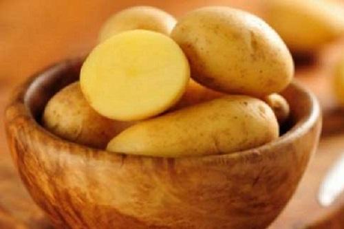 Cách chữa chàm bằng khoai tây