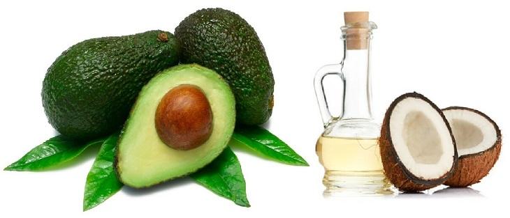 Cách chữa bệnh bằng dầu dừa kết hợp với bơ giúp tái tạo, cải thiện làn da