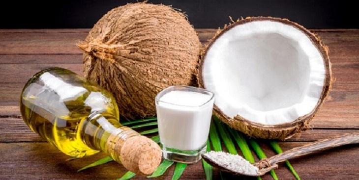 Dầu dừa giúp cải thiện làn da hiệu quả