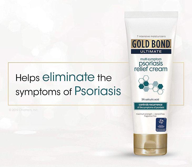 Kem trị chàm sữa Kem Gold Bond Eczema Relief