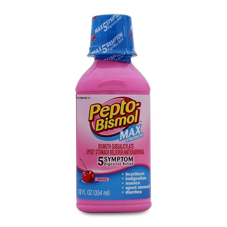 Thuốc chữa đau dạ dày của Mỹ Pepto Bismol