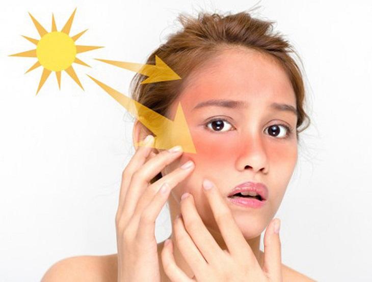Bảo vệ da tối trước ánh sáng mặt trời và sự thay đổi thời tiết