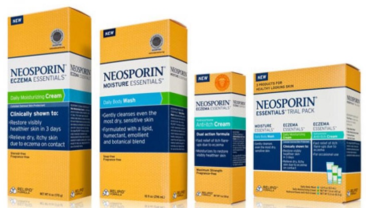 Kem Neosporin Eczema Essentials