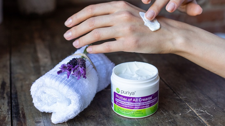 Puriya Cream for Eczema