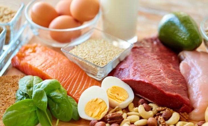 Cung cấp đầy đủ các chất dinh dưỡng giúp nâng cao thể trạng, giúp mẹ và bé khỏe mạnh