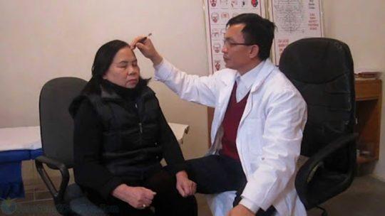 Phương pháp chữa đau dạ dày bằng diện chẩn nhận được nhiều phản hồi tích cực từ người bệnh