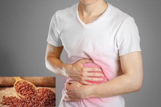 Gạo lứt là thực phẩm tự nhiên có tác dụng chữa đau dạ dày hiệu quả