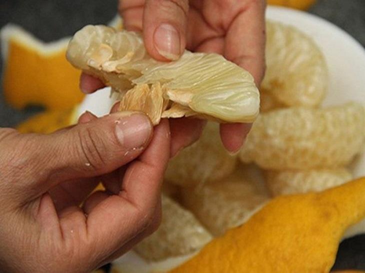 Chữa đau dạ dày bằng hạt bưởi an toàn và hiệu quả