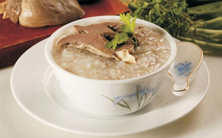 Cháo hoa chuối gạo tẻ giúp chữa đau dạ dày hiệu quả
