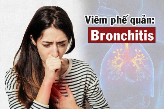 Viên phế quản là bệnh lý phổ biến về đường hô hấp