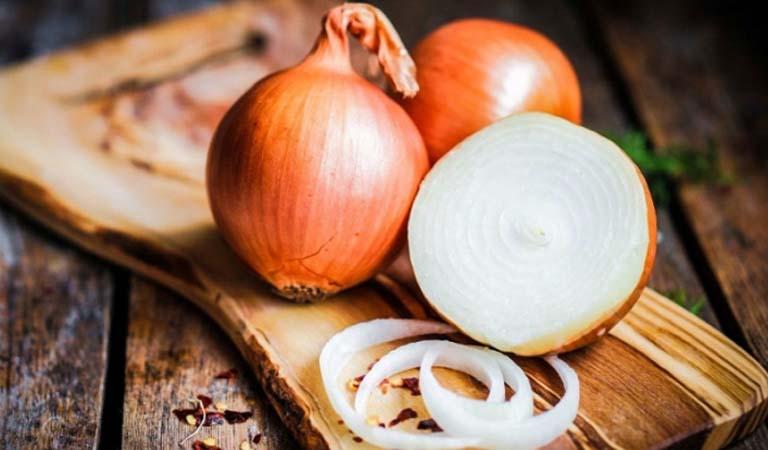 Hành tây giúp cải thiện các biểu hiện của bệnh viêm phế quản