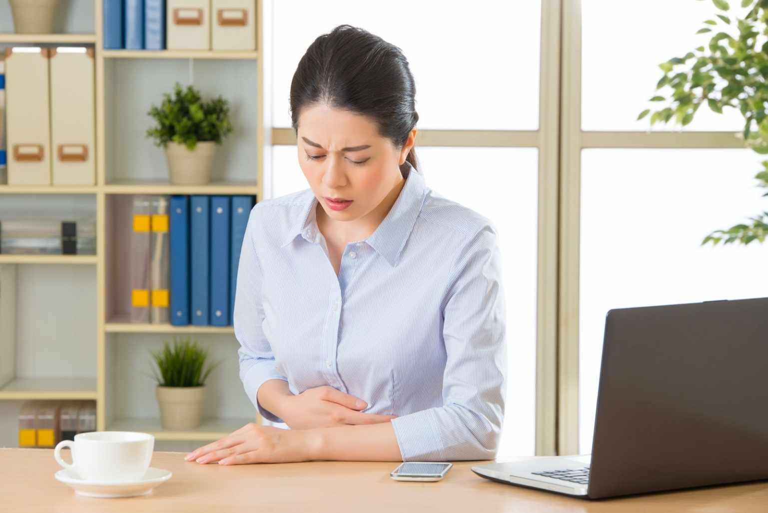 Đau dạ dày là hiện tượng tiết nhiều Acid