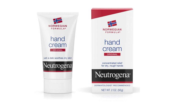 Kem dưỡng da Neutrogena Norwegian Formula Hand dịu nhẹ cho da bé bị chàm sữa