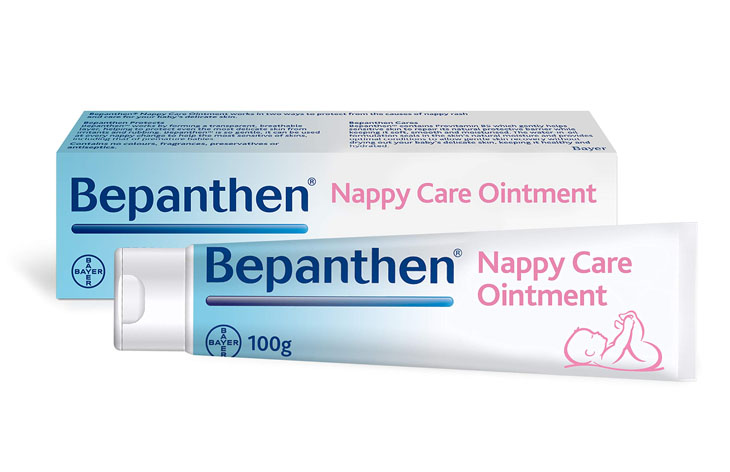 Kem trị chàm sữa Bepanthen