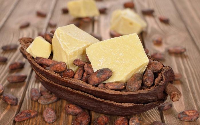 Điều trị eczema bằng bơ cacao giúp quá tình phục hồi da nhanh, da mềm và đàn hồi