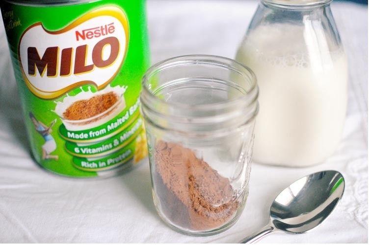 Sữa Milo có vị ngọt khá dễ uống