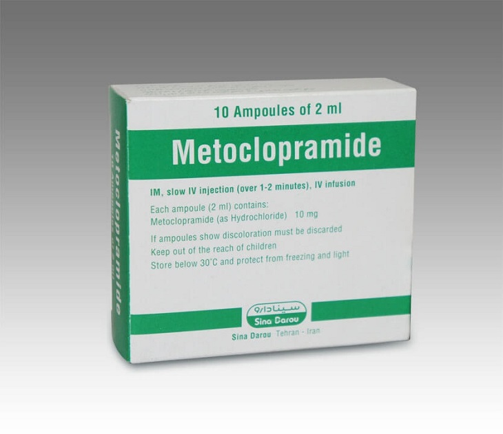 Thuốc Metoclopramide thường được chỉ định điều trị bệnh