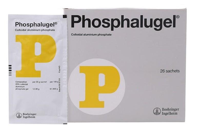 Tìm hiểu thông tin về thuốc đau dạ dày chữ P