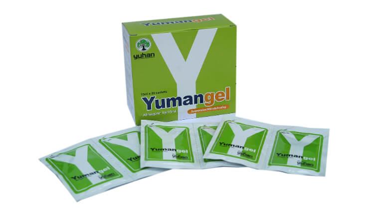 Đối tượng được sử dụng thuốc chữa dạ dày chữ Y