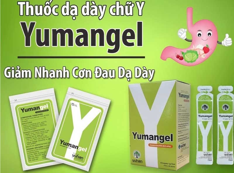 Cẩn trọng khi dùng thuốc Yumangel vì có thể gây ra tác dụng phụ