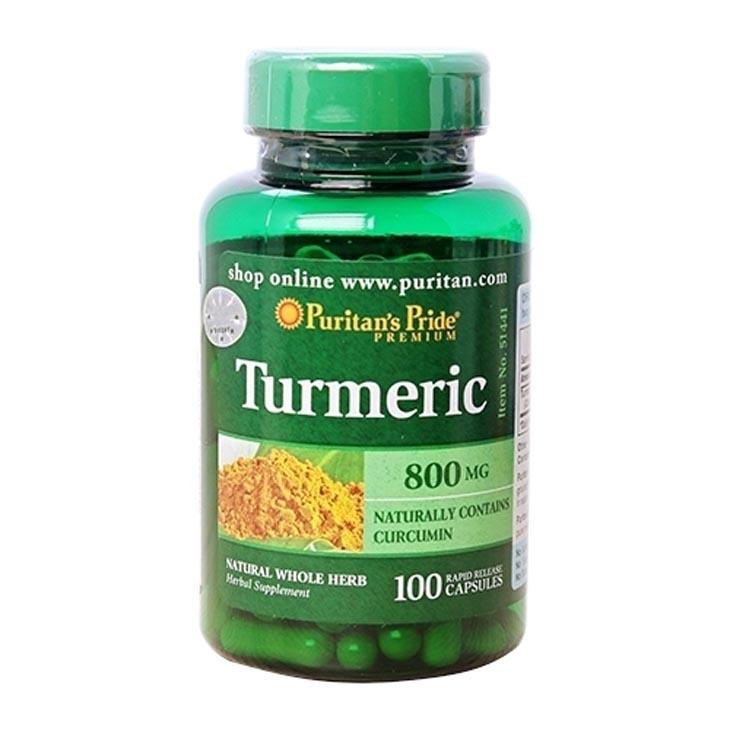 Thuốc chữa đau dạ dày của Mỹ - Turmerric Extrac