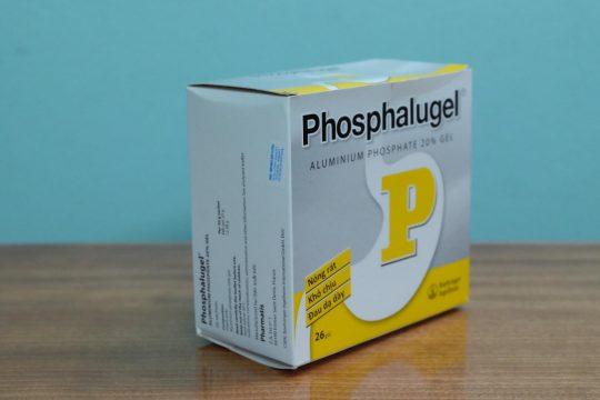 Thuốc đau dạ dày chữ P