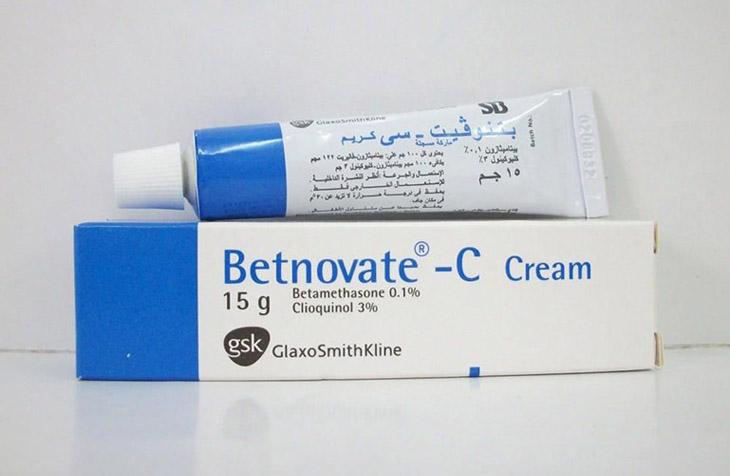 Thuốc điều trị viêm da dị ứng Betnovate