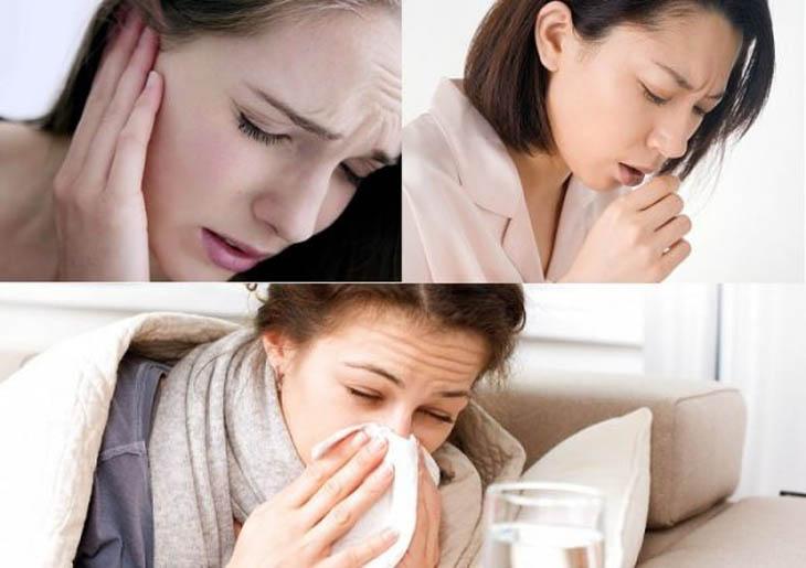 Ho, sốt, mệt mỏi là triệu chứng của bệnh viêm phế quản