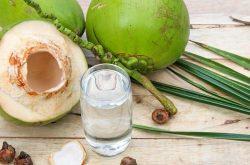 Uống nước dừa tốt cho sức khỏe