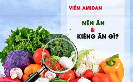 Rất nhiều người bệnh quan tâm bị viêm amidan nên ăn gì và kiêng ăn gì?