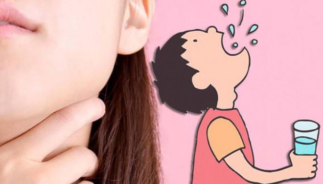 Chú ý vệ sinh răng miệng đúng cách khi bị viêm amidan