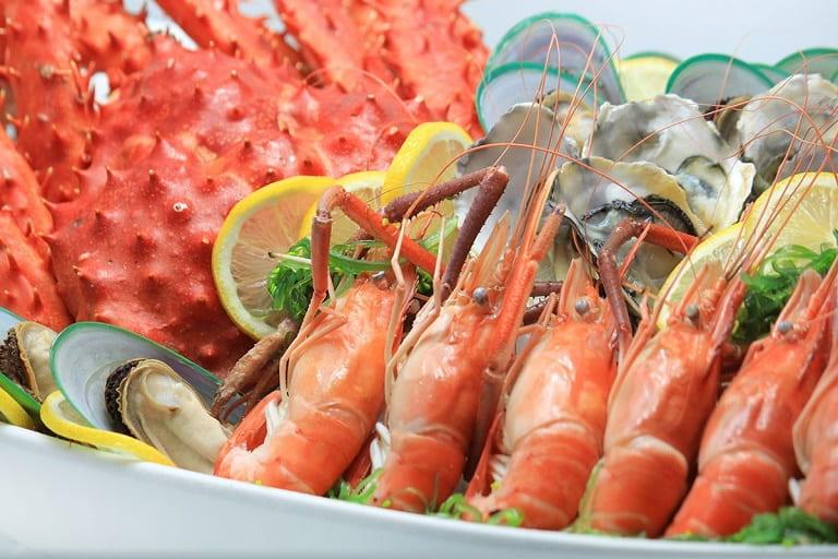 Các loại hải sản không tốt cho người viêm da dị ứng