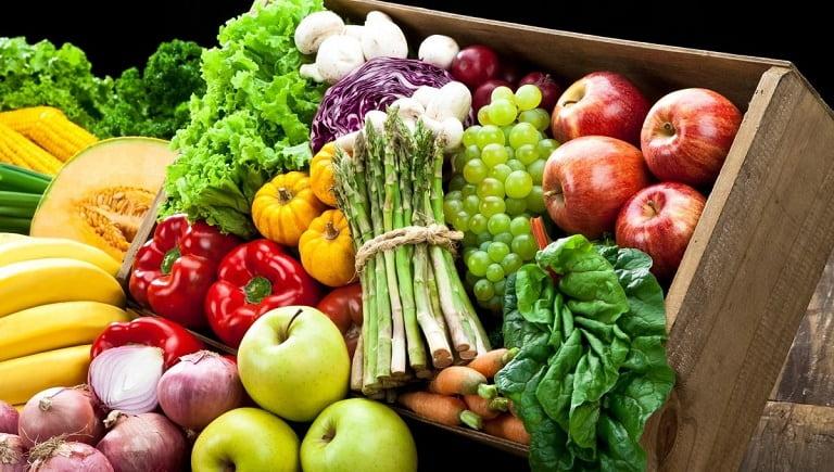 Các loại rau củ quả tốt cho người bị viêm da dị ứng