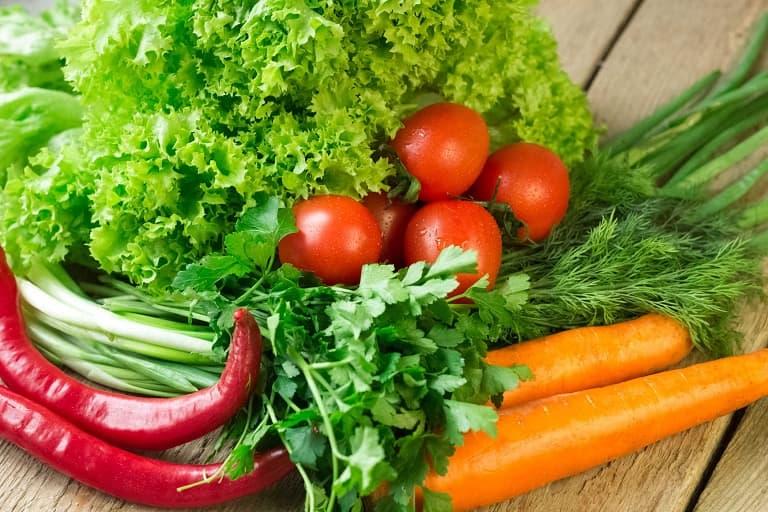 Các loại thức ăn tốt cho người viêm da dị ứng ở mặt