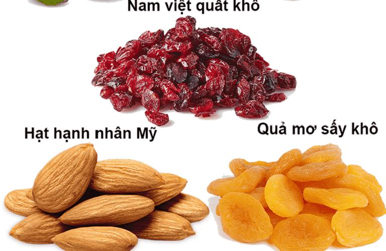 Những loại thực phẩm tốt cho người viêm da dị ứng thời tiết