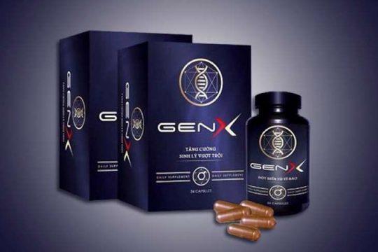 Gen X la gi