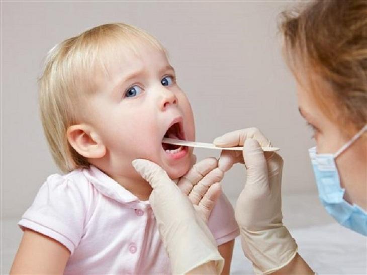 Phòng viêm amidan cho trẻ là điều cha mẹ cần đặc biệt lưu tâm