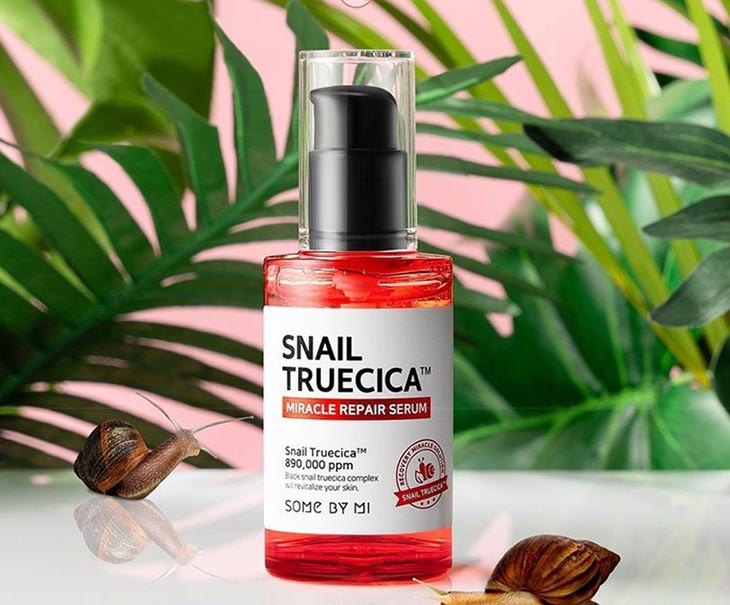 Some By Mi Snail True Cica Miracle Repair Serum