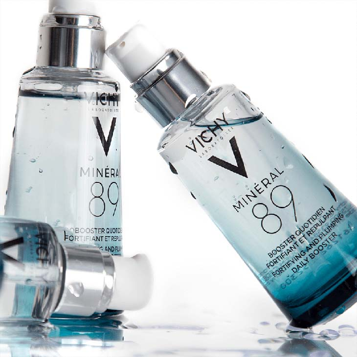 Serum dưỡng và phục hồi da Vichy Mineral 89