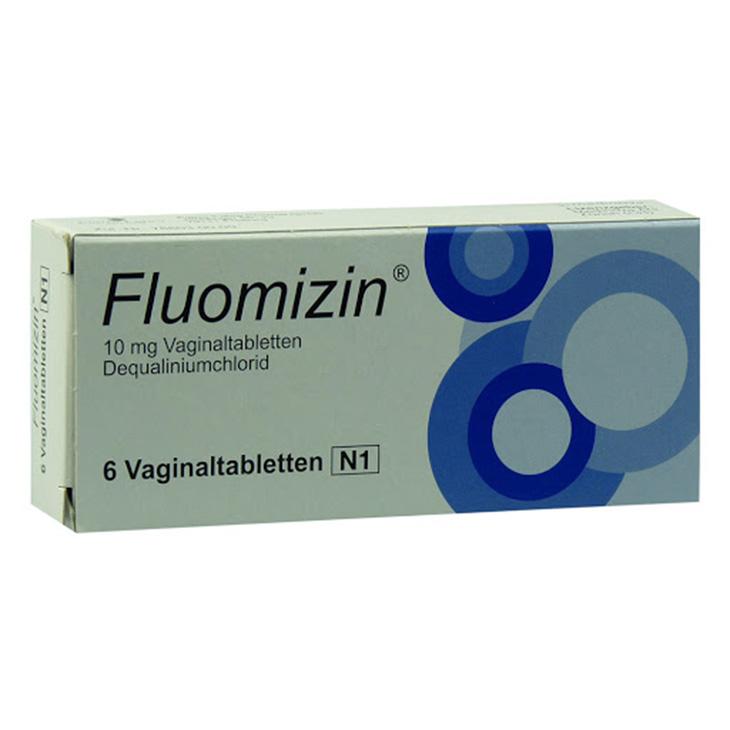 Fluomizin có khả năng chống lại hại khuẩn đơn bào và các chủng vi khuẩn gram âm, gram dương