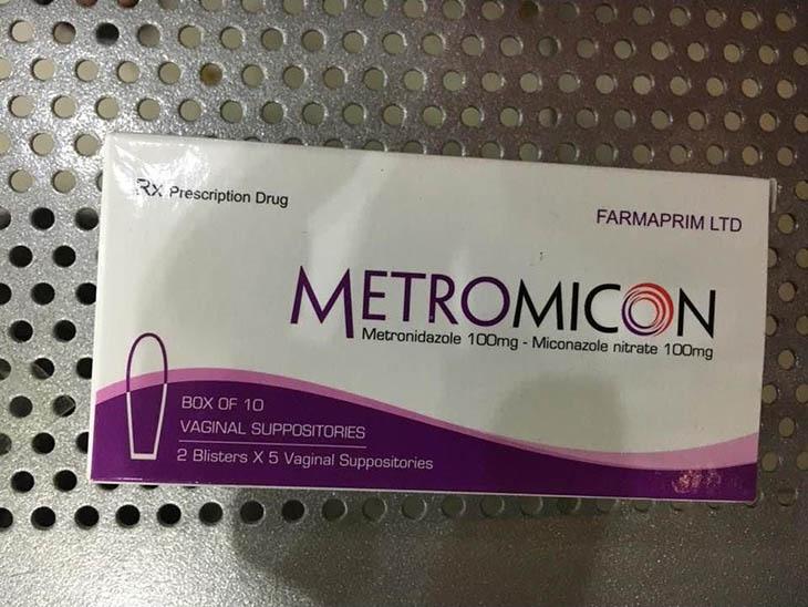 Thuốc chữa viêm âm đạo có tính kháng nấm và kháng khuẩn mạnh mẽ