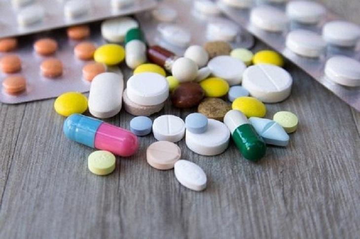 Thuốc tây giúp giảm nhanh các triệu chứng của viêm amidan nổi hạch ở cổ