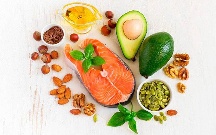 Bổ sung cho cơ thể những thực phẩm giàu collagen