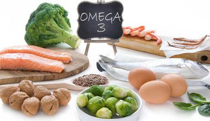 Bổ sung nguồn chất béo Omega-3