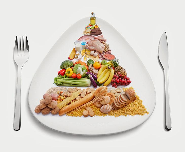 bà bầu bị viêm lộ tuyến cổ tử cung cần thực hiện chế độ ăn uống đủ chất dinh dưỡng