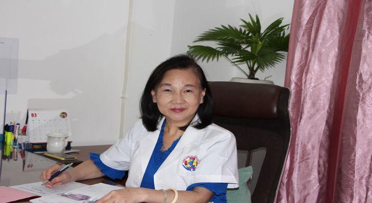 Bác sĩ chữa viêm lộ tuyến giỏi ở Sài Gòn Huỳnh Mai