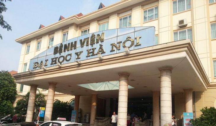 Chữa viêm lộ tuyến cổ tử cung ở đâu tốt?- Bệnh viện Đại học Y Hà Nội