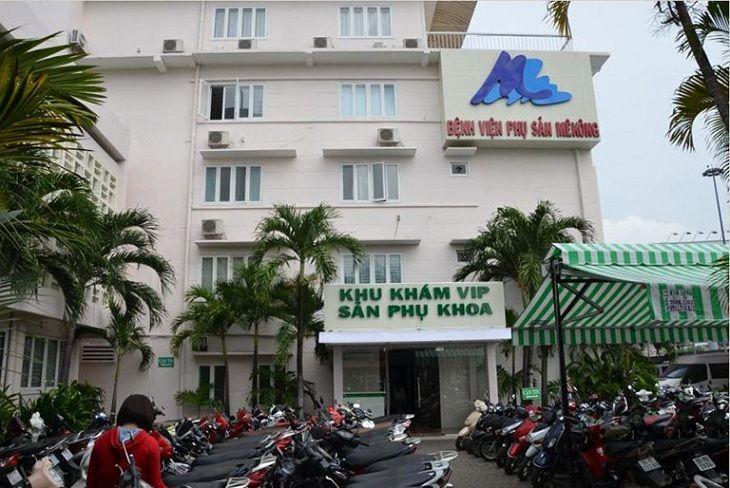 Chữa viêm lộ tuyến cổ tử cung ở đâu tốt?- Bệnh viện Phụ sản Sông Mekong