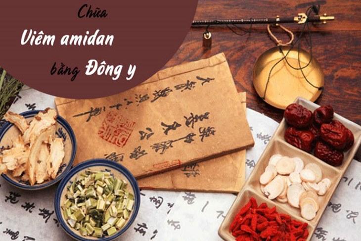 Chữa viêm amidan bằng Đông y là phương pháp mang lại hiệu quả tốt và an toàn